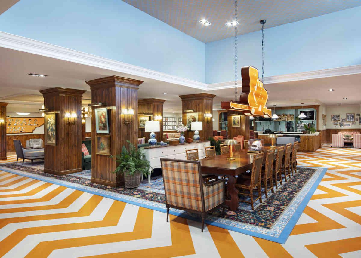 Graduate Hotels Aj Capital Partners